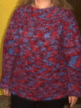 Crochet Jumper All in One Piece - Free Pattern