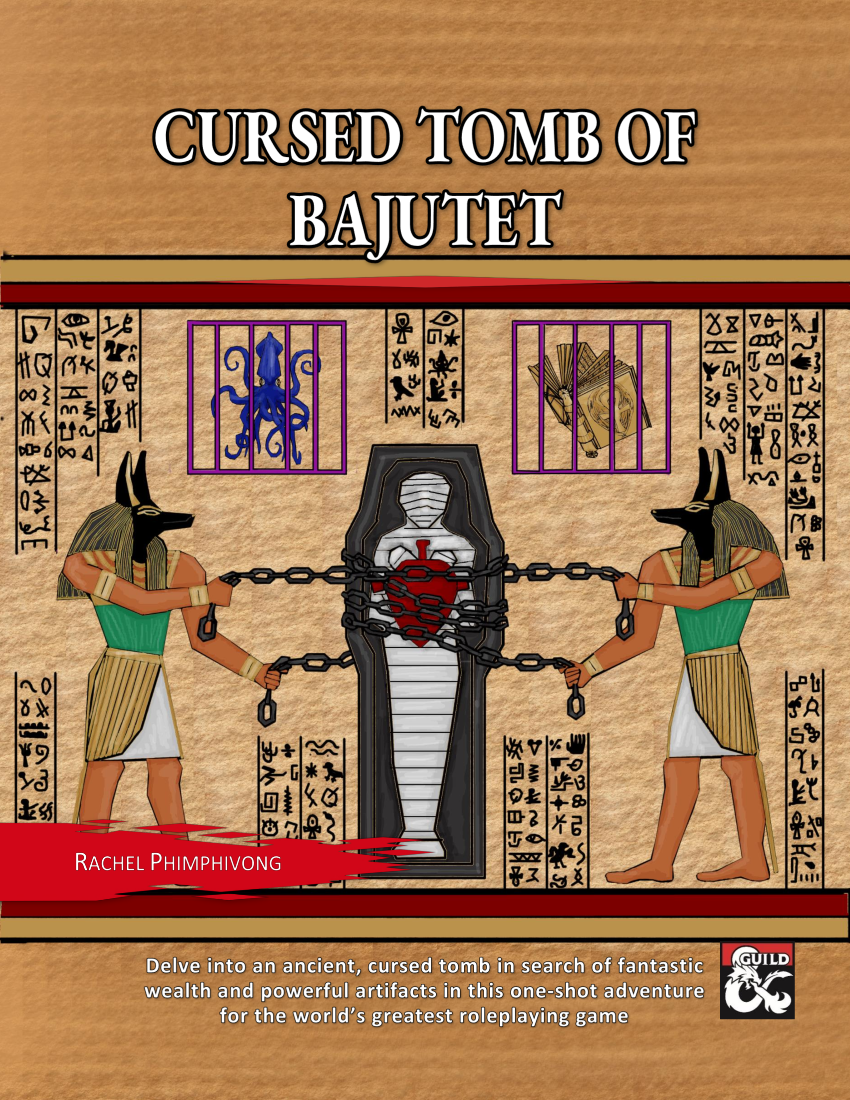 One Shot - Cursed Tomb of Bajutet