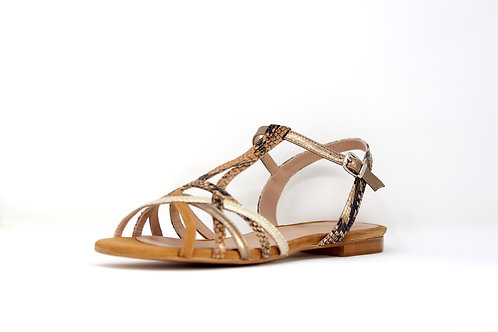 sandale creatis bronze