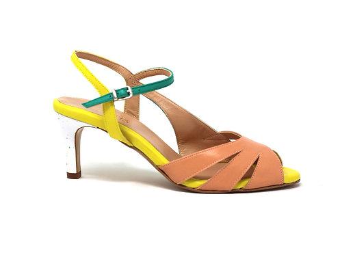 chaussures marque créatis - sandale - chaussure fait main