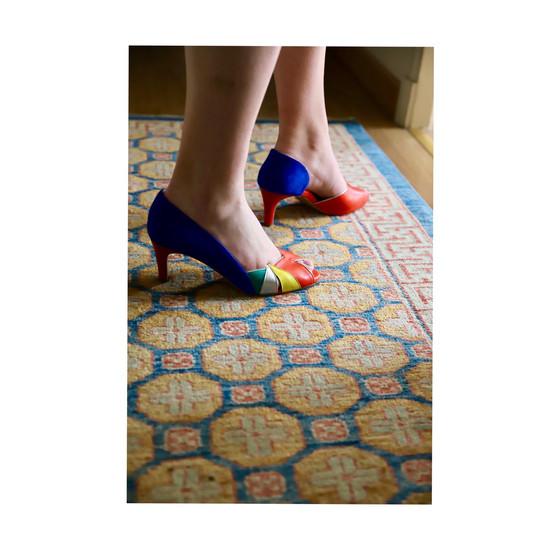 ZAMBIE - soulier fait mains - marque créatis