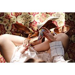 Stiletto ZIRY - soulier fait main - marque créatis