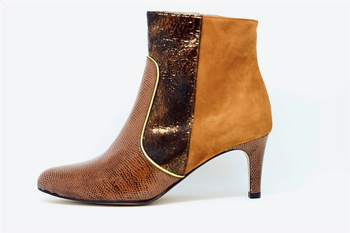 chaussure creatis - bottines à talon