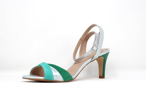 sandale talon Creatis
