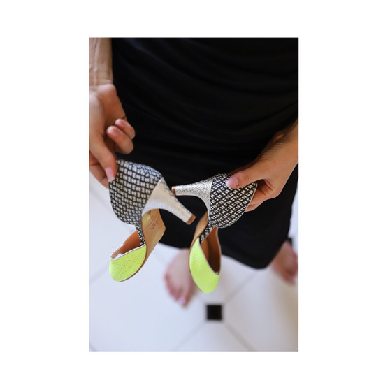 ZORAYA - soulier fait mains - marque créatis