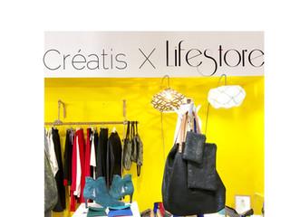 HB : Lifestore X Créatis ... Déjà 1 an
