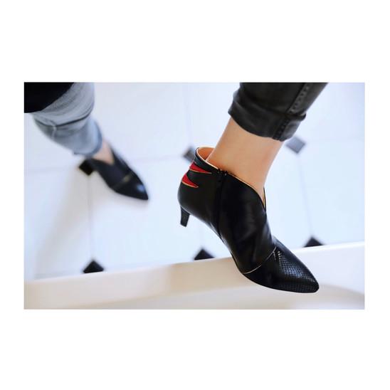 SWING - soulier fait mains - marque créatis