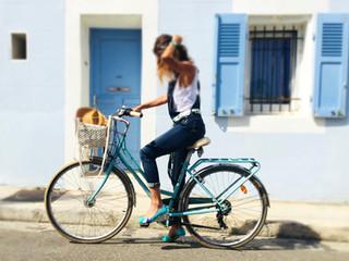 La vie , c ´estcomme une bicyclette...