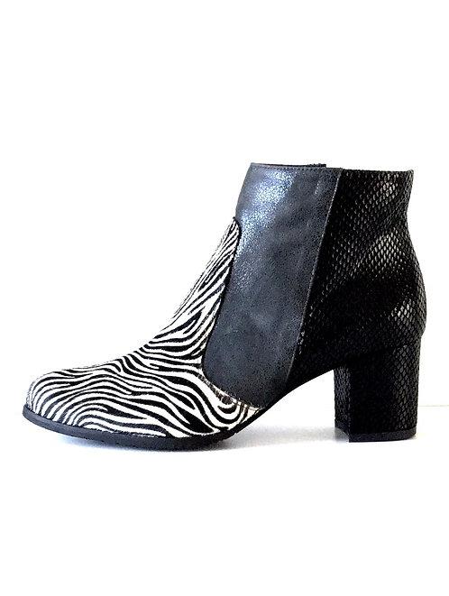 boots zebre creatis