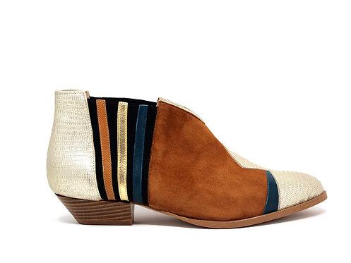 chaussure Creatis - low boots - collection printemps/été 2021