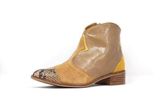 chaussure creatis - boots plat