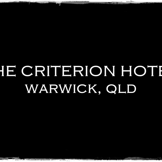 THE CRITERION HOTEL, WARWICK