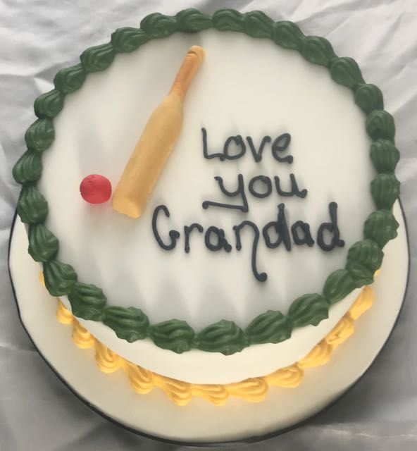 Grandad birthday cake