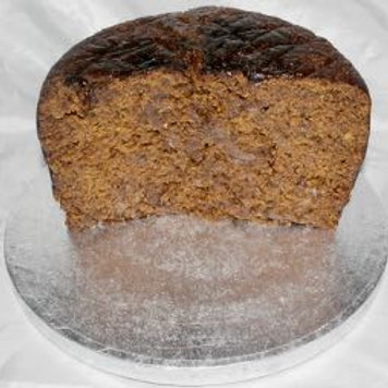 Vegan Rum Cake