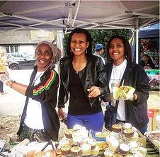 Caribbean Cupcakes staff