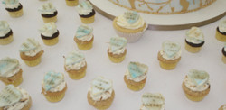 Name Inscribed Cupcakes