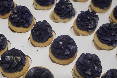 24 x Mini Cupcakes