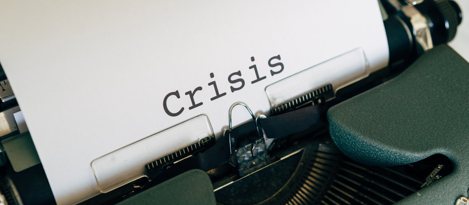 Turn a crisis into an innovation opportunity...