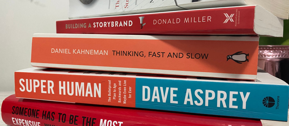 Give The Gift of Knowledge: Books to Elevate Your Strategic Thinking