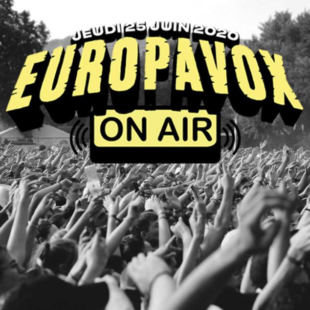 EUROPAVOX On Air