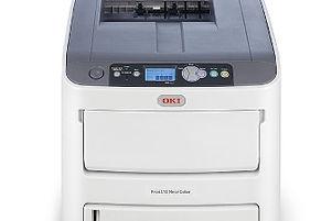 Digitalni printer s neonskim tintama OKI Pro6410 NeonColor | Digitalni printeri OKI | Tiskara CEH Zagreb