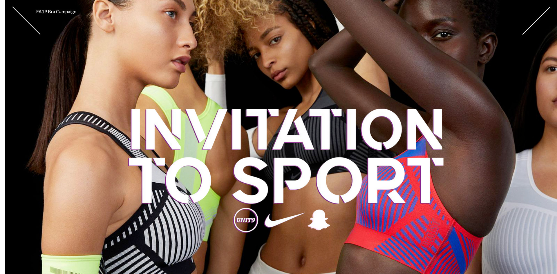 Nike Invitation to Sport