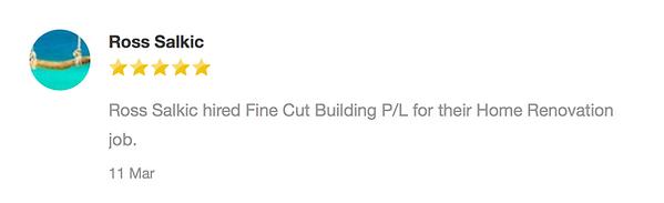 Fine Cut Building Review