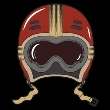 MSL35-9580-RED-HELMET