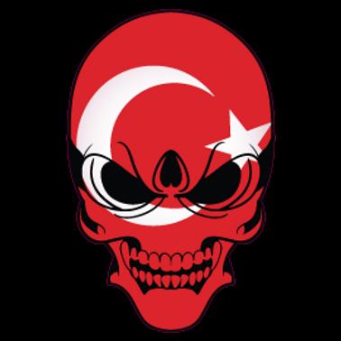 SKL32-11070-TURKISH-SKULL