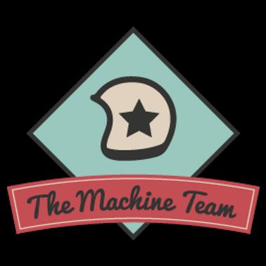 MSL87-10085 THE MACHINE TEAM