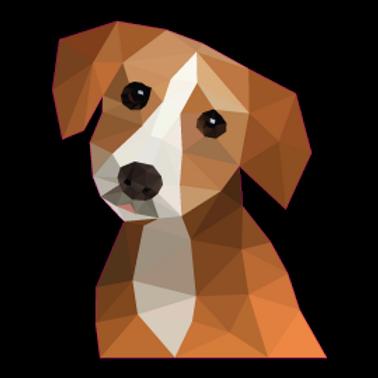 ANDG17-10080-POLYGONAL-DOG