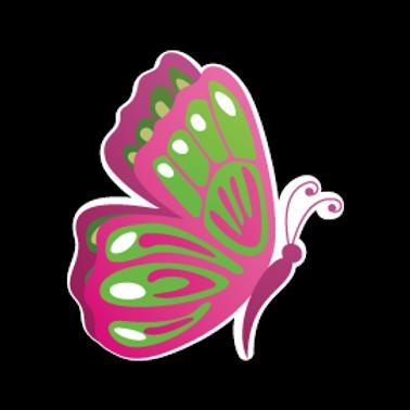 BTF5-9585-PINK&GREEN