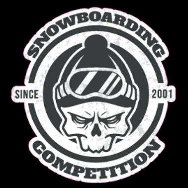 HBG25-9085-SNOWBOARDING