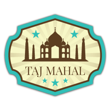 CST41-10080-TAJ-MAHAL