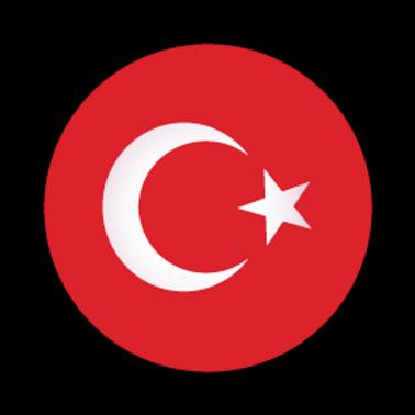 CFL2-9090-TURKEY-FLAG