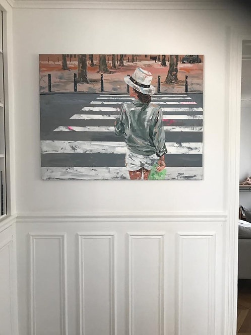 Exposition peintures SÉGOLÈNE GOSSET