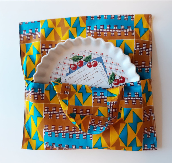 sac à tarte wax - LYDIE LALLAU