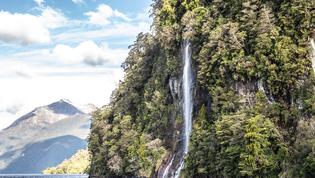 Dusky Sound Waterfall