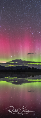 Aurora Australis Lake Ruataniwha