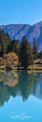 Twizel Autumn, Mackenize NZ