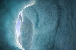 Tasman Glacier Ice Cave 3 Aug 2019 (1 of