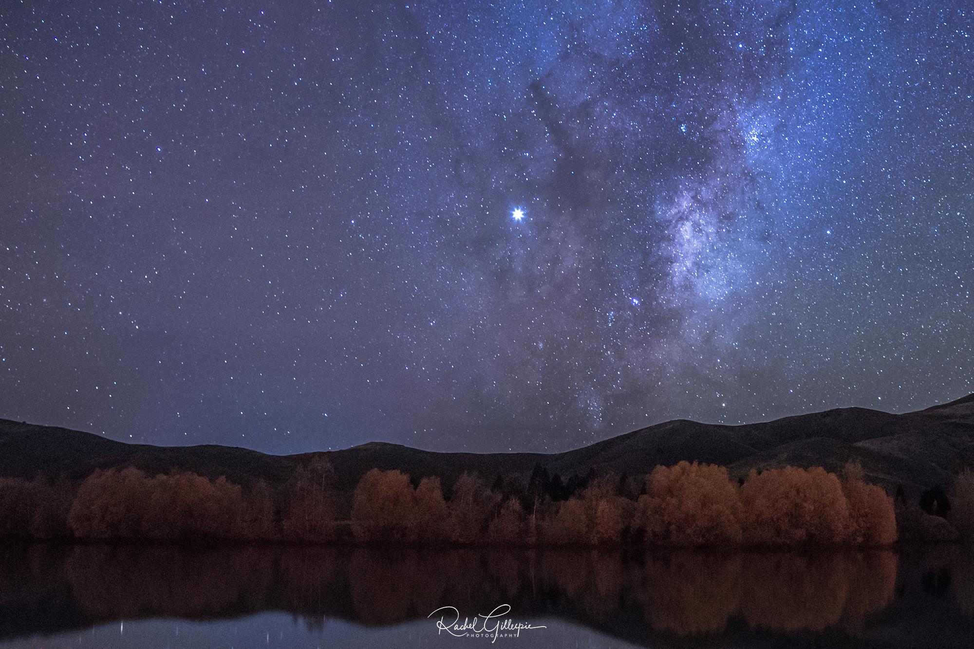 Autumn Stars - Ponds Mackenzie