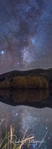 Twizel Autmn Stars, Mackenzie NZ