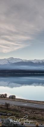 Lakestone Lodge Panorama Mackenzie NZ