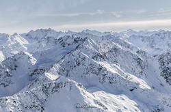 Barrier Ranges Ahuriri Winter