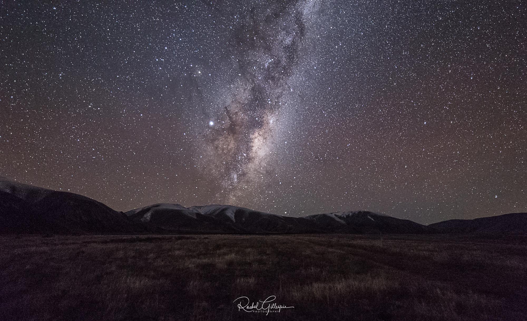 Ahuriri Valley of Stars