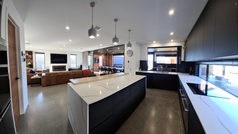 Kitchen- Dining