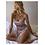 Thumbnail: Nightgown satin home dress sleepwear 2 colors