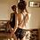 Thumbnail: Lace Backless Sexy Bodysuit Women