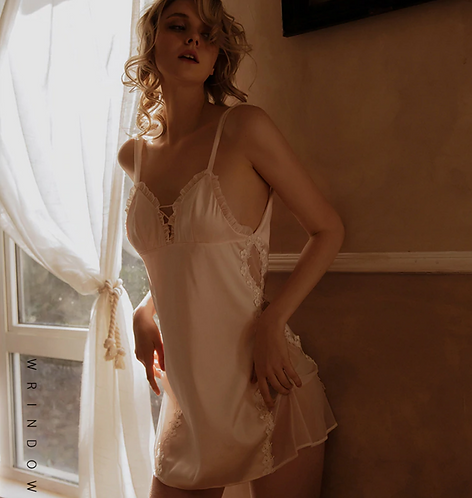 Nightgown Summer Sling